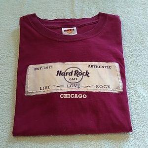 Hard Rock, Chicago T-SHIRT